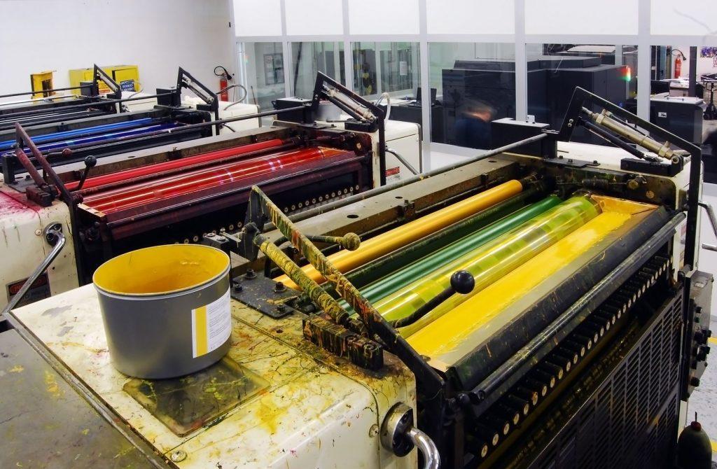 ویژگی یک چاپخانه خوب و مناسب